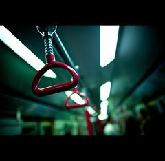 Stand Still (terencehonin) Tags: hk subway hongkong nikon dof bokeh depthoffield 24mm nikkor mtr d700 fwo2414 afsnikkor24mmf14ged
