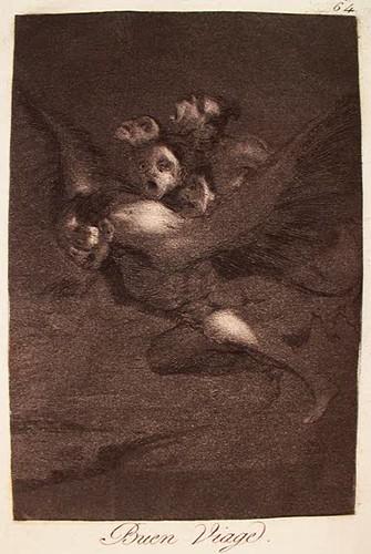 Francisco Goya, Los Caprichos, Plate 64