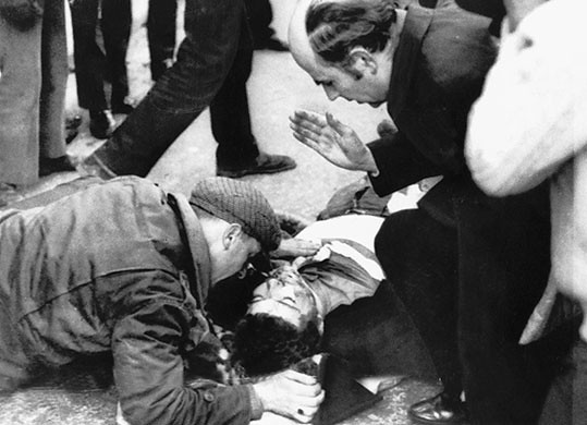 BLOODY SUNDAY- 38YEARS LATER THE BRITISH STATE FINALLY ADMIT TO MASS MURDER
