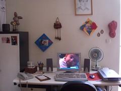 my lovely desk (Nahidyoussefi) Tags: iran persia iranian tehran ایران baran باران تهران ایرانیان
