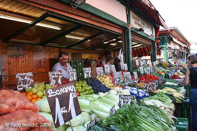 Naschtmarkt. © Paco Bellido, 2006