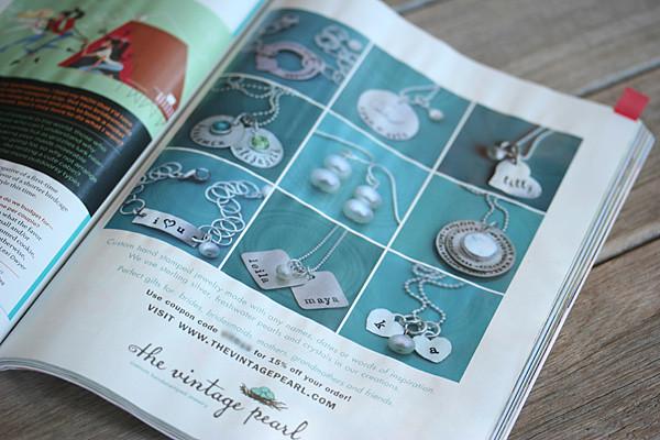 BRIDES magazine ad!!!