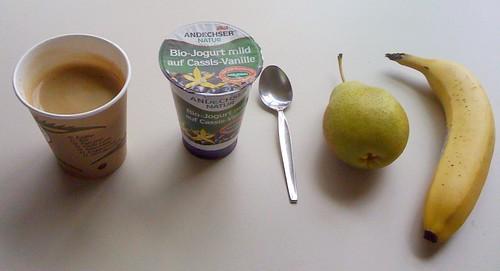 Andechser Joghurt, Birne & Banane