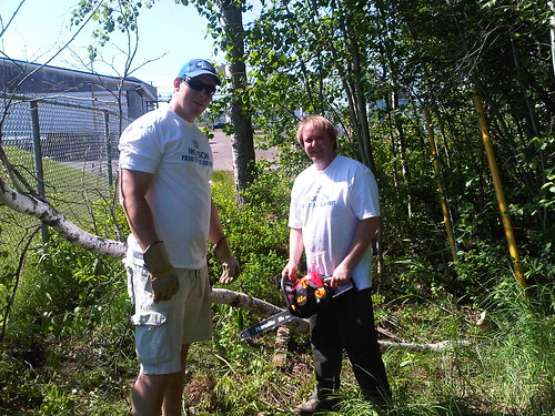 Molson Coors Volunteer Program - Moncton, NB