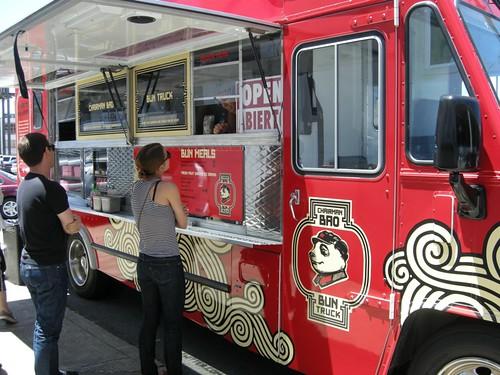 Viva La Food Truck Chairman Bao Sf Umami Mart