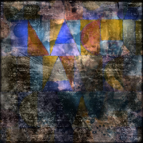 2010 _NACHT : Tribute to Paul Klee by SeRGioSVoX