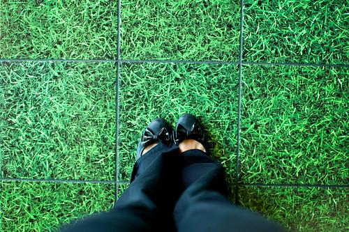 grass tiles