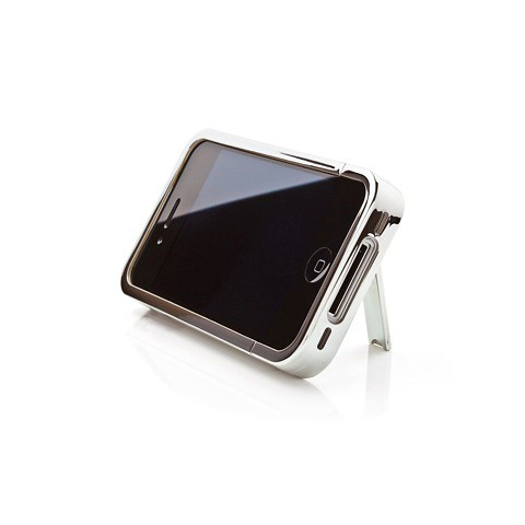 IPhone 4 Chrome Flip case