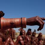 Himba decoration - Angola