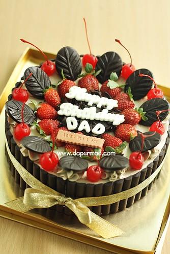 Mocha Choco Cake - Ola