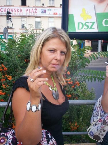 Smoking Edita 1 -- smoke smoking cigarette woman girl smoke? sexy pretty ...
