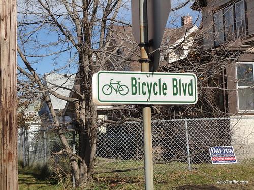 Bicycle Blvd