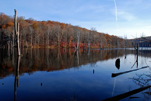 Monksville Reservoir, NJ.