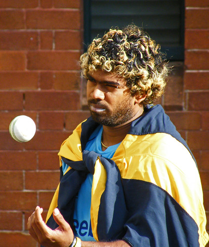 LASITH MALINGA by NAPARAZZI, on Flickr