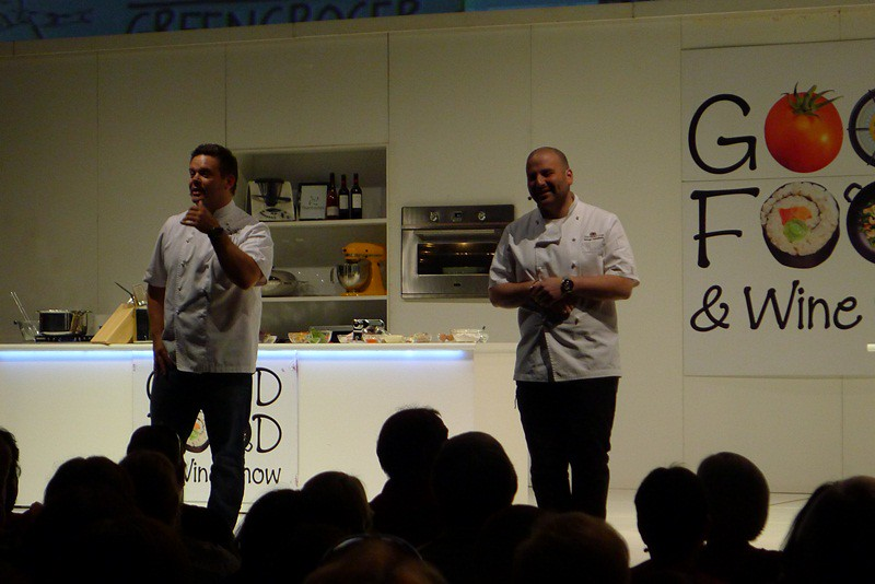George&Gary@GFWS2010