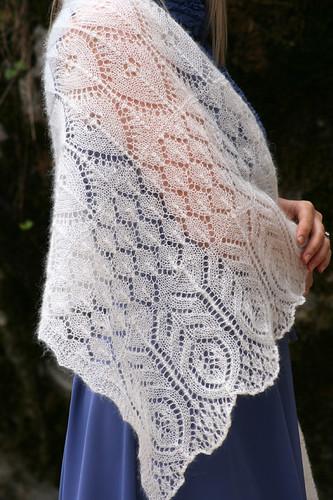 Alcazar shawl by Katya Wilsher