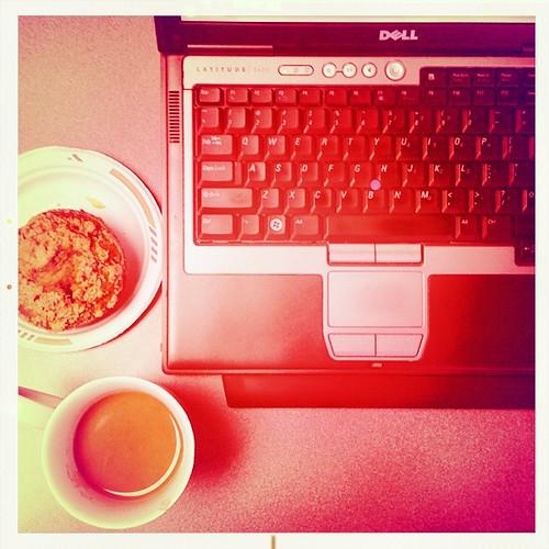 a working breakfast