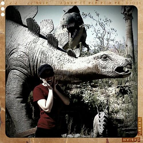 Robotic Dinosaur Museum - Megan
