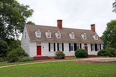 Belle Air Plantation, circa 1670, Charles City, VA (Beltway Photos) Tags: jamesriver belleair plantation antebellum charlescitycounty charlescity virginia unitedstates 1600s