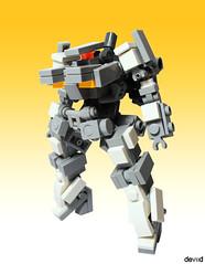 Beta D3 (Devid VII) Tags: devidvii zizy mecha robot lego moc war