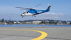 We Have Liftoff (Bill 1.75 Million views) Tags: helicopter helo ogdenpoint ogdenpointdocks transportation airtravel helijet sikorsky cfzaa sikorskys76a