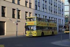 MAN SD200 #B-CM607 (Ex Berlin BVG #1838) (busdude) Tags: man sd200 doubledecker berlin bvg berliner verkehrsbetriebe doppledecker waggon union berolina magasch gmbh co kb city circle citycircle sightseeing greyline