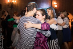 Edelmira and Matthias, Brussels Tango Fesival 2017