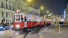 P1270554 (Bob J B) Tags: vienna tram vintagetram 4177