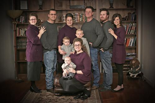 2Garrett Family 2009