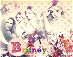 Britney (' Ter) Tags: photoshop pop britney blend
