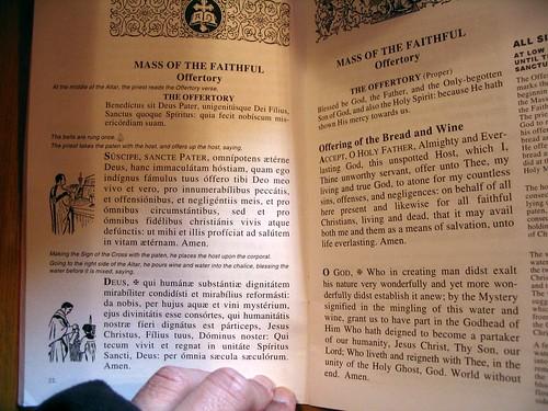 Latin Missal