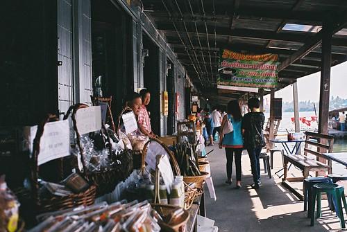 Bangnokkwaek 100 yrs Market.