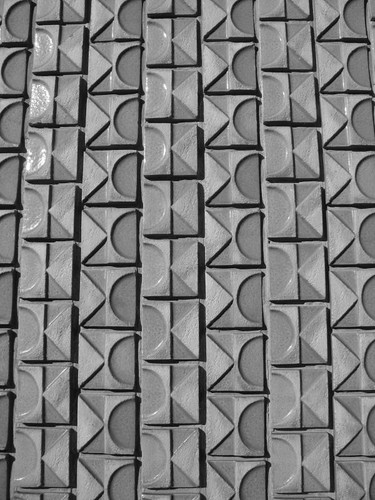 Tile Detail, Lille, France