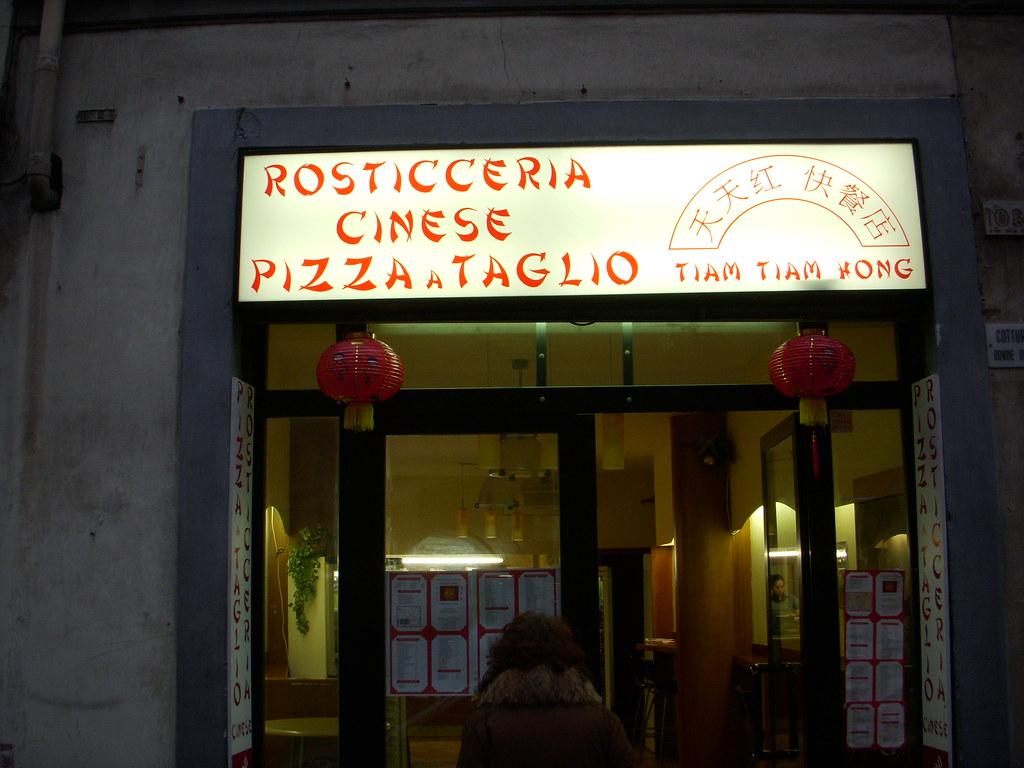 CHINITOS EN ITALIA