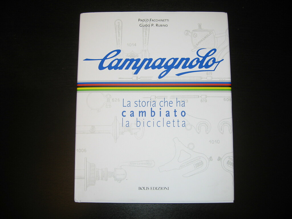 Campagnolo Book