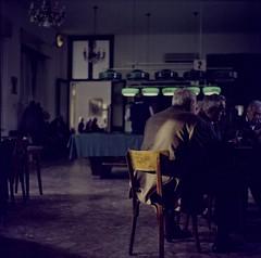 Ela t mi nona? (Ilaria ) Tags: old 120 6x6 vintage mediumformat kodak explore ferrara colori yashicamat124 medioformato kodakportra160 tresigallo