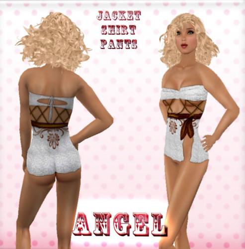 25L Trashy Designs Angel