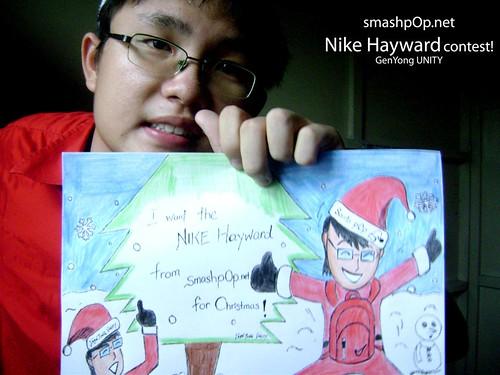 Nike Hayward contest 3