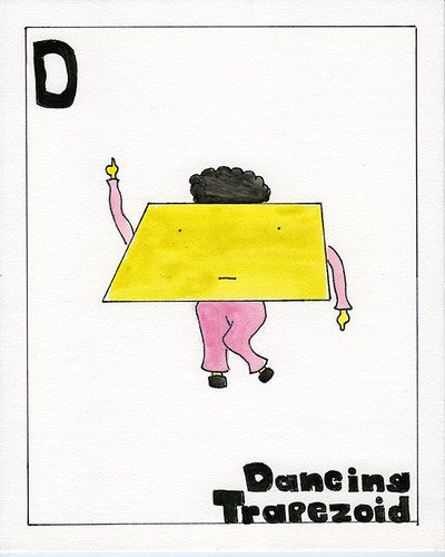 Dancing Trapezoid