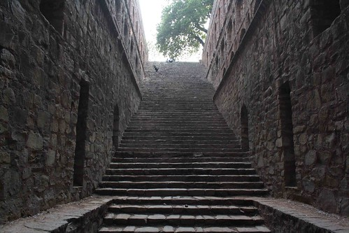 City Secret - Agrasen ki Baoli, Central Delhi