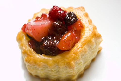 Winter Fruit Tart 7