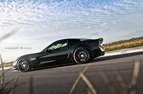 Pics of my Z06 from 360 Forged 4204895658_29425f0311
