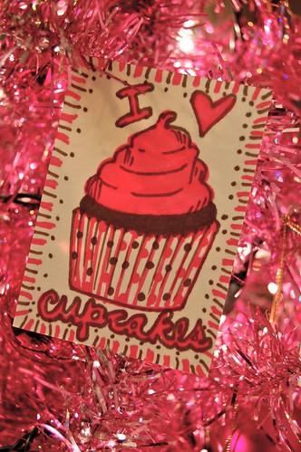 I heart cupcakes ATC