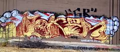 Osker (Mokes with Folks) Tags: graffiti oakland hcm osker