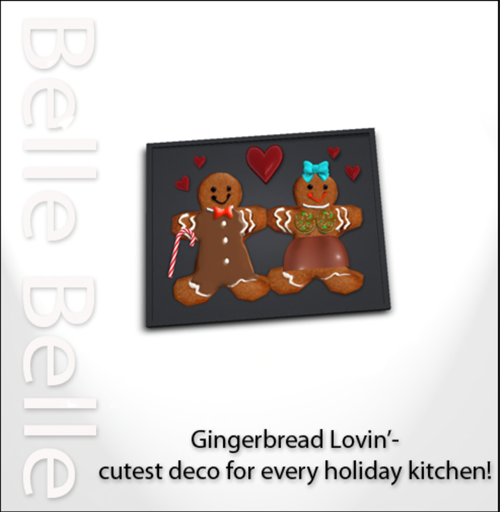 Belle Belle - Gingerbread Lovin'