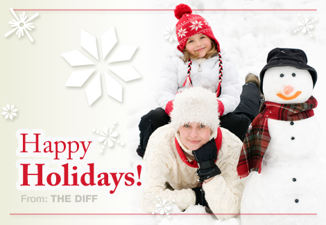 Happy Holidays from Quicken Loans DIFF blog!