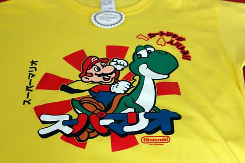 Mario and Yoshi T-Shirt