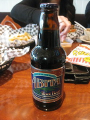 Queen's Louisiana Po' Boy - Abita Rootbeer