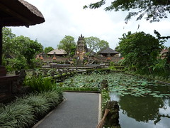 The Water Palace in Ubud