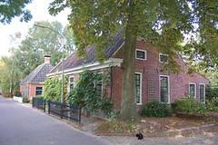 voormalige woningen van de fam Wijchman en Oosting